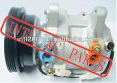auto a/c ac compressor NVR140S Nissan Pulsar/ Sentra B12 1.6 1.8 4PK kompressor
