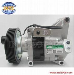 auto ac compressor MAZDA 2 6PK ac Kompressor D651-61-K00C D65161K00C
