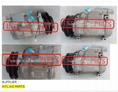 10PA20C auto air compressor for 4500 car model