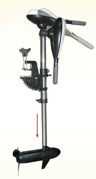 Trolling Motor (QTM44) 1