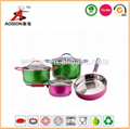 new design stainless steel induction