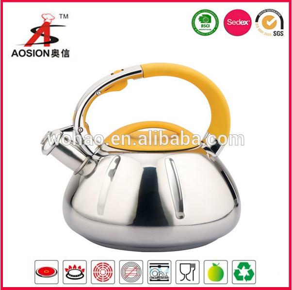 luxury stainless steel turkish tea pots 1