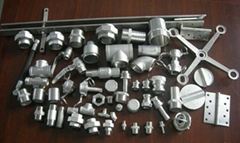 stainless Steel Precision Casting Pipe fittings