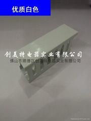 創美特廠家直銷PXC高級阻燃電櫃線槽