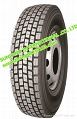 GIACCI BRAND BUS TYRE