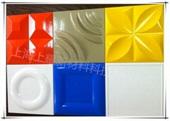 上海高强度玻璃钢smc材料天花板