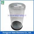 Fully transparent barrel coiler 2