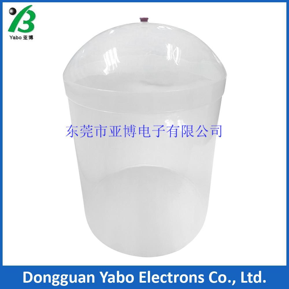 Translucent barrel coiler 2