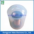 Translucent barrel coiler 3