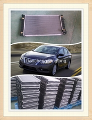 auto spare parts auto radiators for nissan cars