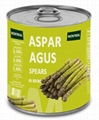 Canned Asparagus in Brine
