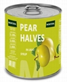 Canned Pear in Light Syrup