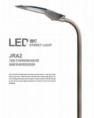 UL approved LED street lighting JRA2