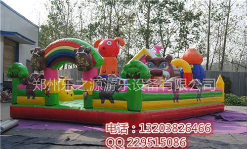 充氣動物城堡 5