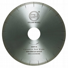Brazed Ceramic saw blade 300