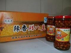 湘雨果 瓶装腊八豆