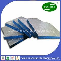 heat resistant insulation Aluminum foil compound fireproof insulation board