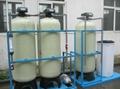 沈阳双级软化水设备