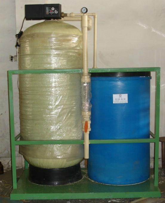 沈阳热水锅炉软化水设备 5