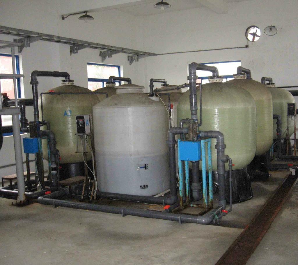 沈阳热水锅炉软化水设备 1