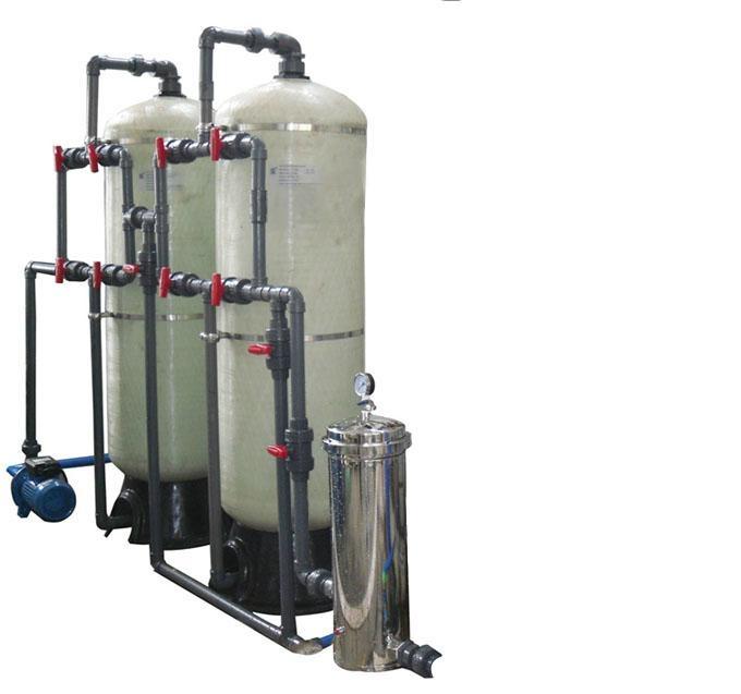 沈阳工业锅炉软化水设备 1
