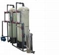 瀋陽工業鍋爐軟化水設備