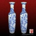 景德鎮青花瓷花瓶
