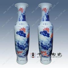 陶瓷裝飾花瓶  裝飾花瓶圖片  家居擺件