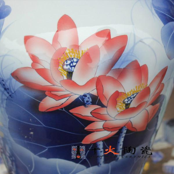 陶瓷裝飾花瓶  裝飾花瓶圖片  家居擺件 3