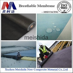 Building Construction Material Waterproof Breathable Membrane