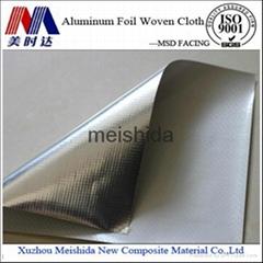 Aluminum Foil Woven Fabric