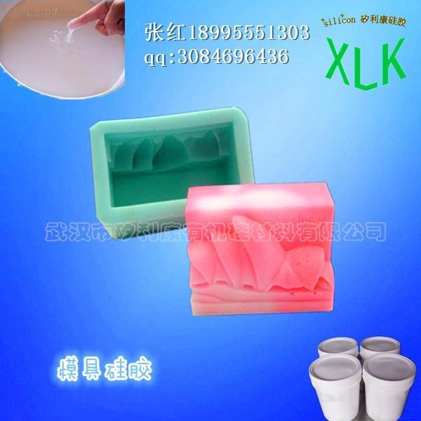 Soap Mold Making RTV-2 Silicone Rubber  3