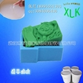 RTV 2 silicon rubber for mould making