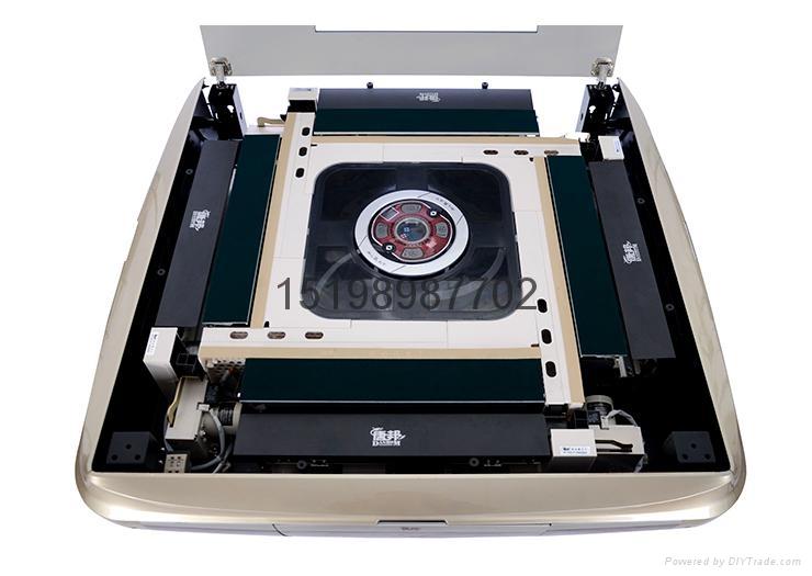 雲南麻將機批發中心直出全新自動麻將桌 5