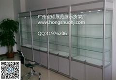 促销能用型玻璃展示柜