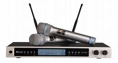 High Quality UHF PLL Wireless Microphone