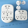 TongHua Intelligent surge protected power socket power strip 1