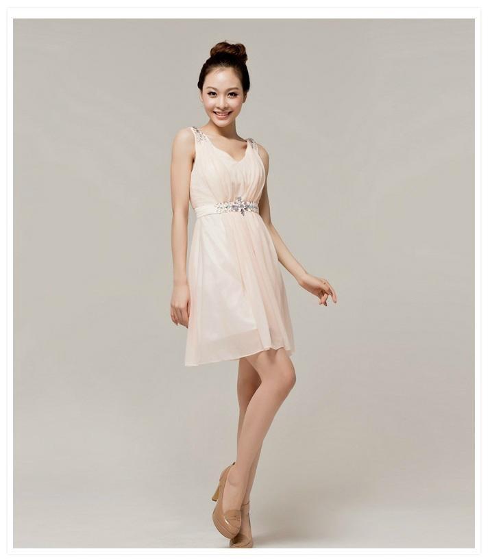 時尚伴娘禮服 1