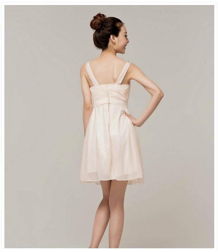 時尚伴娘禮服 4