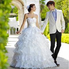 Bra Qi in wedding