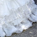 抹胸齊地婚紗  4