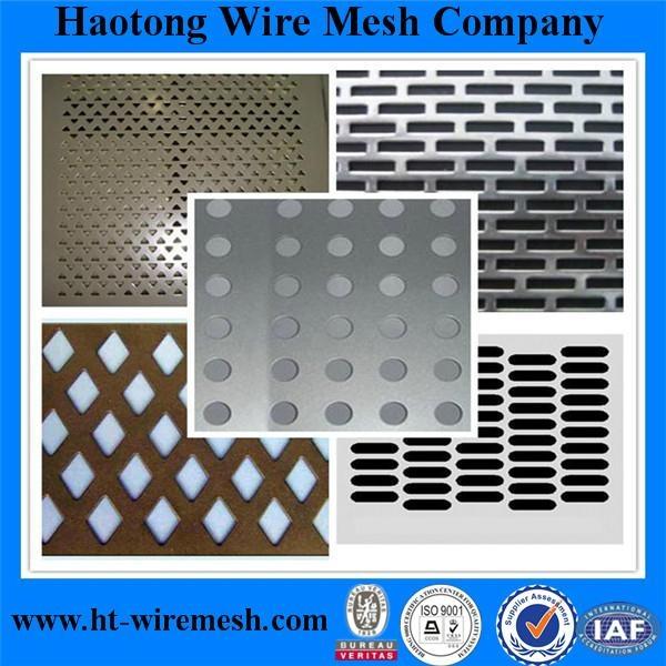Perforated Metal Mesh 1
