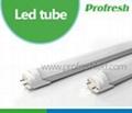 CE/ROHS 12w led tube for food