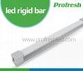 25W IP64 waterproof led rigid bar