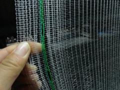 hail protection net for fruit plantation