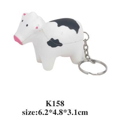 cheap custom pu keychain 3