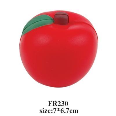promotional cheap fruit shaped stress ball 1