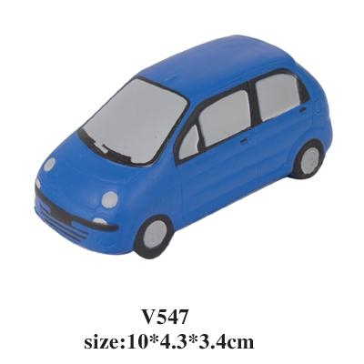 promotional cheap car stress ball toy 2