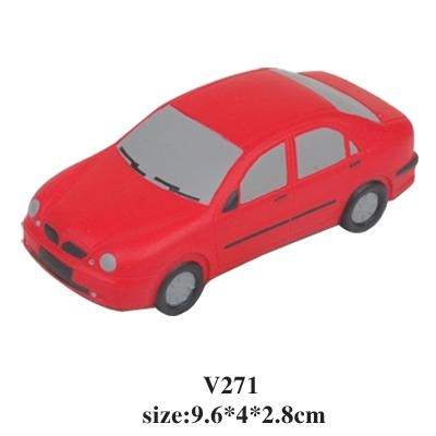 promotional cheap car stress ball toy 1