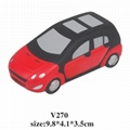 promotional cheap car stress ball toy 5